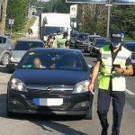 Полсотни нарушивших ПДД водителей попались патрульным (ФОТО)