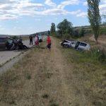 ДТП на трассе Кишинев-Бельцы: пострадали двое, в том числе несовершеннолетний