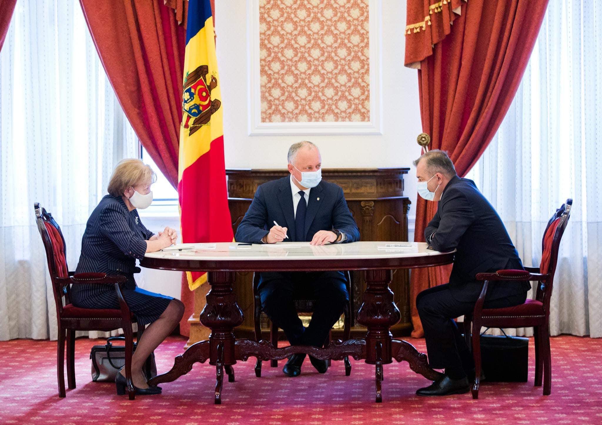 Заседание руководства страны: главные темы (ФОТО, ВИДЕО)