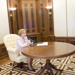 Гречаный провела онлайн-беседу с представителями ООН