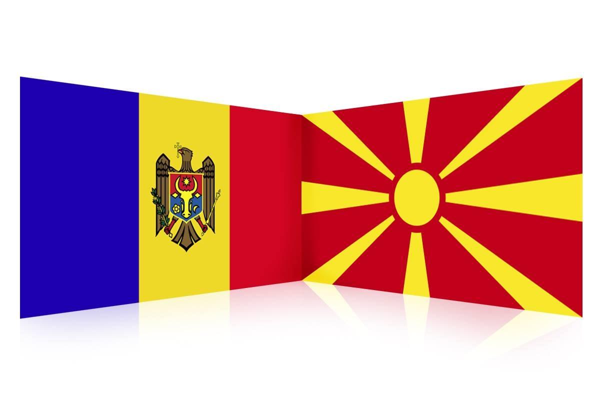 Зинаида Гречаный поздравила с Днём независимости своего македонского коллегу