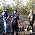 Снаряды времён ВОВ найдены в Хынчештском районе (ФОТО)