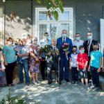 Президент наградил ещё двух ветеранов ВОВ (ФОТО, ВИДЕО)
