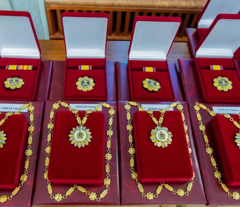 Известные деятели культуры были удостоены государственных наград (ФОТО, ВИДЕО)