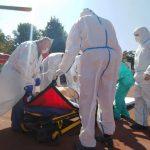 Экипаж SMURD доставил в Кишинёв из Окницы мужчину в тяжёлом состоянии (ФОТО)