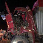 В Каушанах водителя грузовика зажало в кабине после ДТП (ФОТО)