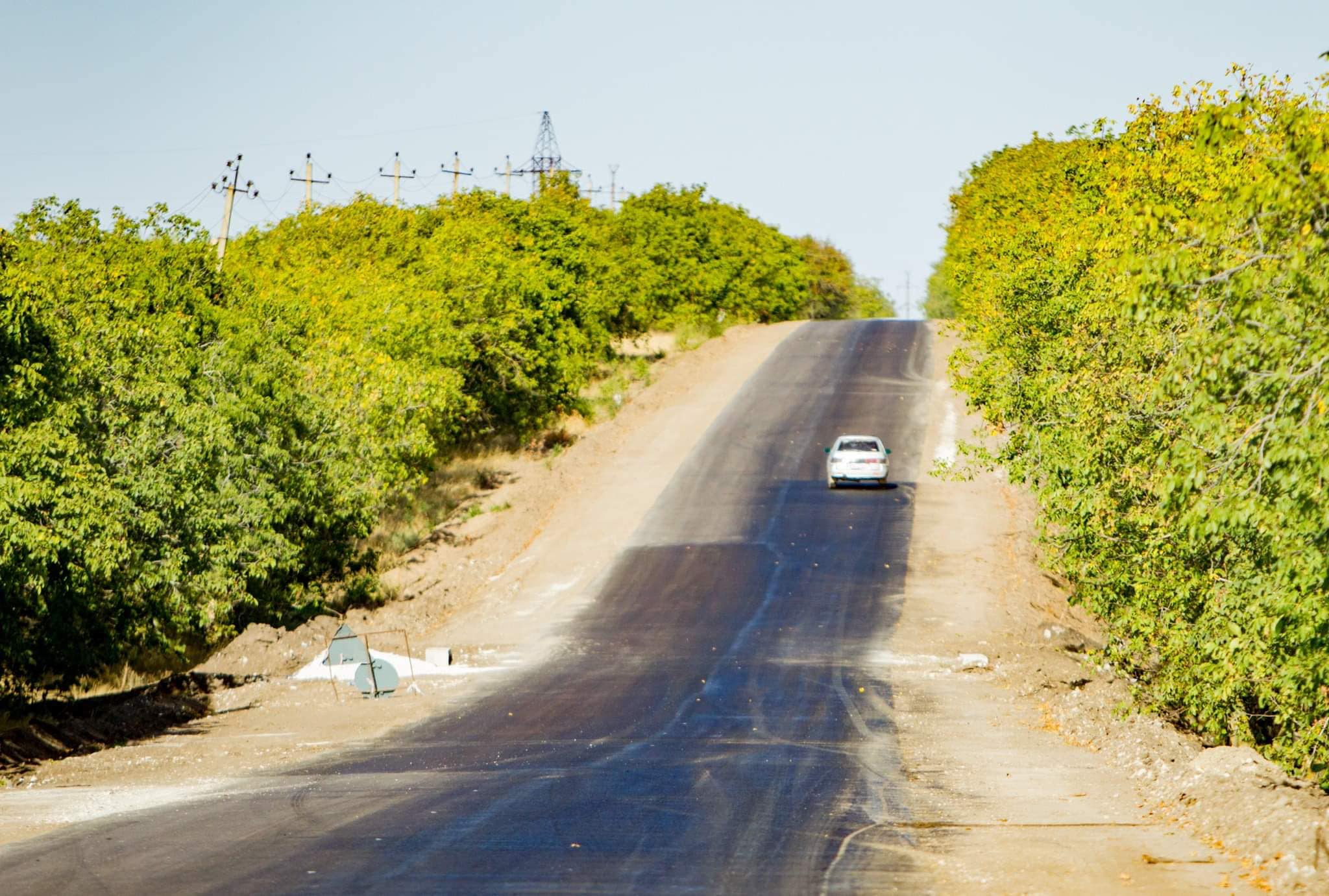 Додон: Без качественных дорог нам не удастся добиться развития экономики (ФОТО, ВИДЕО)