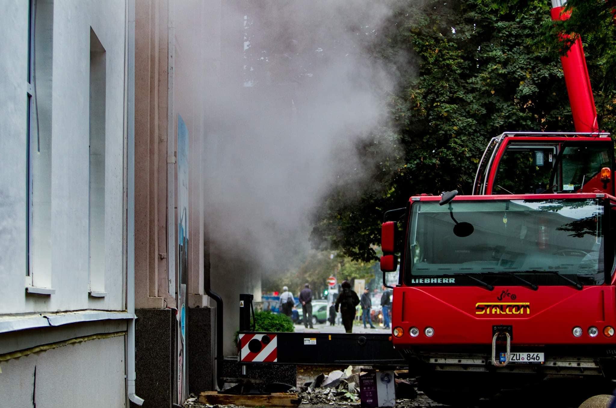 Открыт счёт для пожертвований на восстановление здания Национальной филармонии