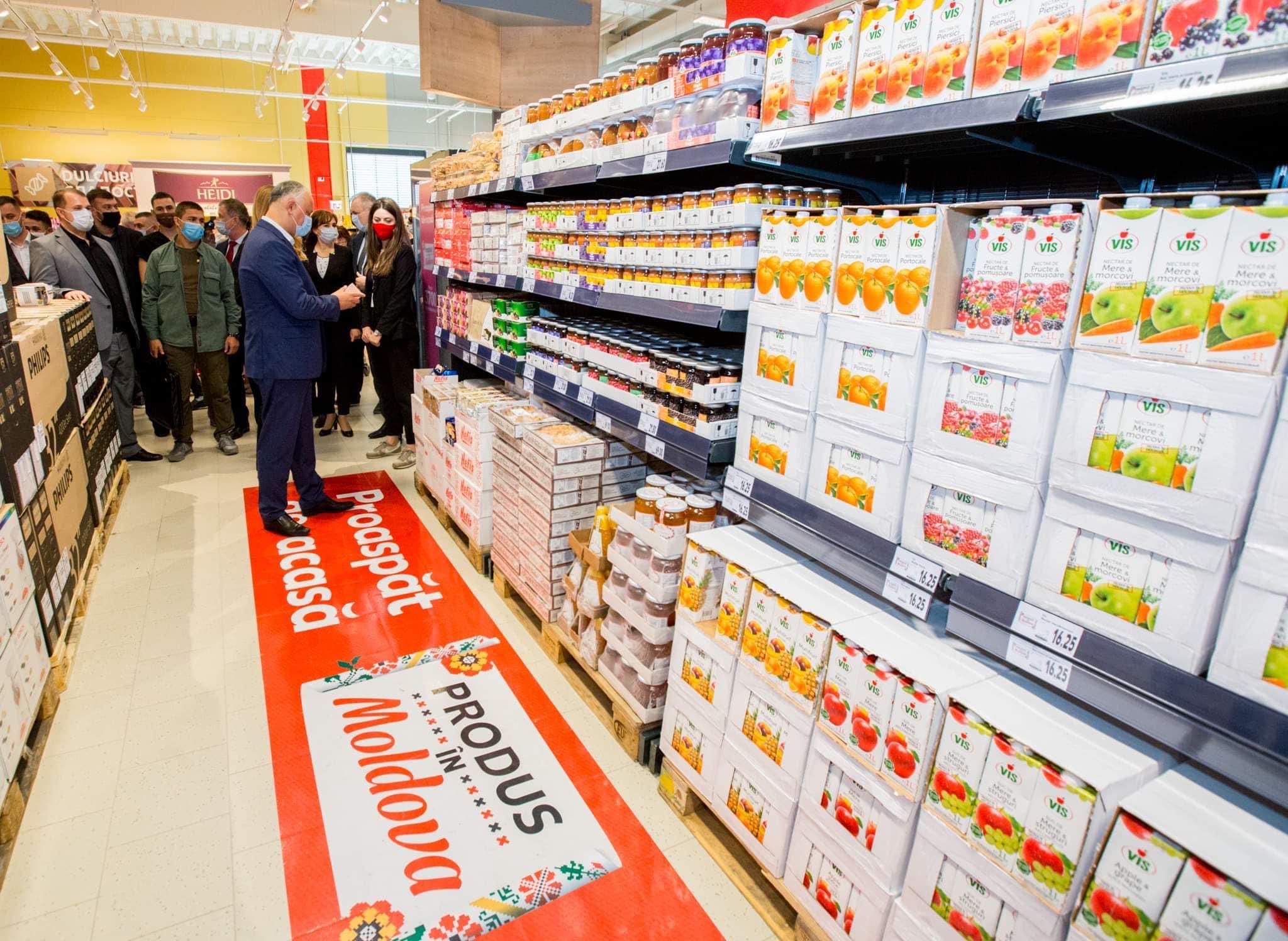 50% товаров местного производства: президент заверил в дальнейшей поддержке этого законопроекта (ФОТО, ВИДЕО)