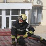 Пожар в филармонии: работы на месте ЧП ведутся до сих пор