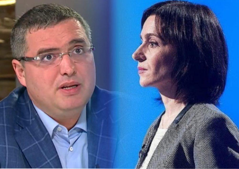 Усатый выступил единым фронтом с Санду и Киртоакэ против избирательных участков в России (ФОТО)
