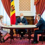 Совещание руководства страны: о чем говорили президент, спикер и премьер (ФОТО, ВИДЕО)