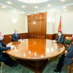 Президент выступил за увеличение объёмов торговли с Австрией и привлечение инвестиций (ФОТО, ВИДЕО)