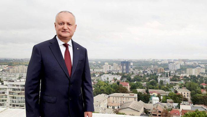 Игорь Додон – самый профессиональный и опытный политик Молдовы, – опрос
