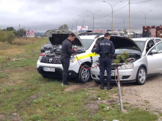 Полицейские помогли устранить последствия непогоды (ФОТО, ВИДЕО)