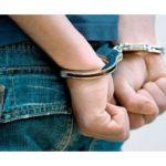 Четыре человека были задержаны после сегодняшних обысков