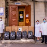 ЕС и ВОЗ предоставили Молдове 356 кислородных концентраторов