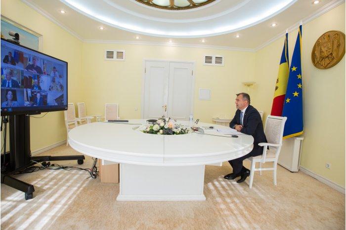 В правительстве прошло заседание Национального совета по правам человека