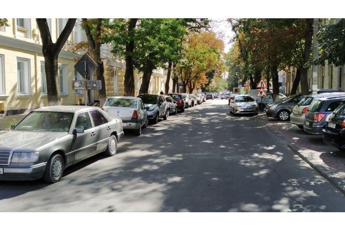 Движение в центре столицы реорганизуют, а за неправильную парковку будут штрафовать