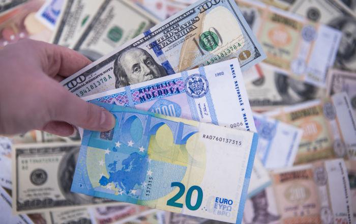 Курсы валют на сегодня: евро продолжает снижаться