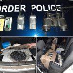 Крупную партию контрабандных сигарет изъяли пограничники на севере страны (ФОТО, ВИДЕО)