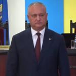 Додон идёт на второй президентский срок: Молдове нужен сильный, ответственный лидер, а все инициативы на благо граждан должны быть продолжены! (ВИДЕО)