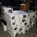 Пограничники изъяли крупную партию дронов, которую пытались контрабандой ввезти в Молдову