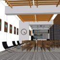 Ремонт столичной библиотеки им. М. Ломоносова выполнен на 80%