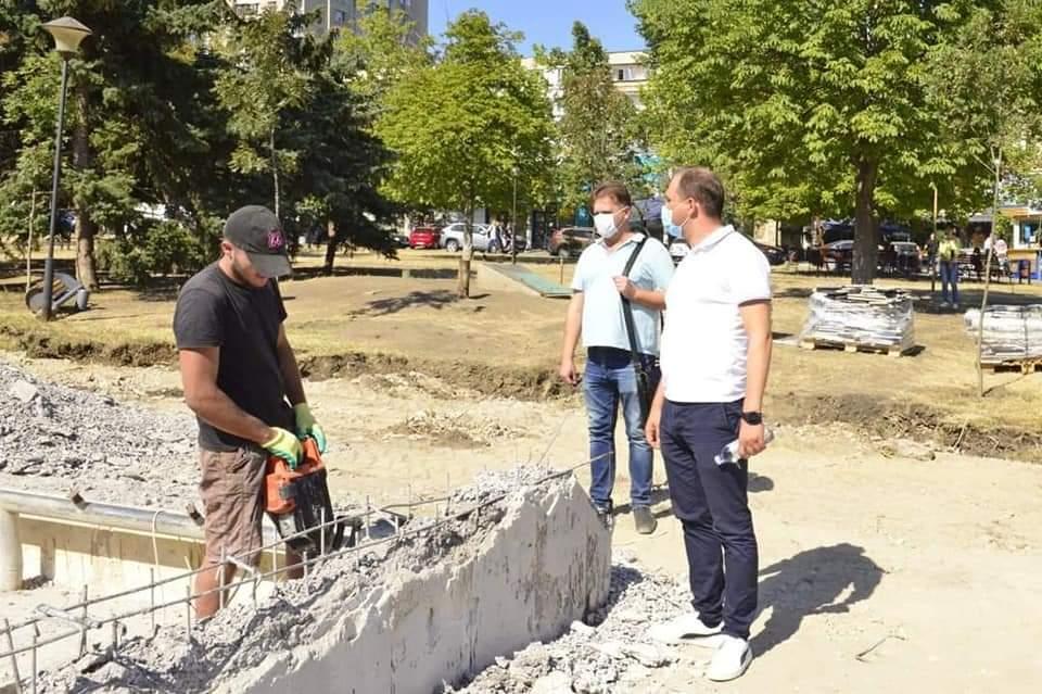 Чебан: Ответственные за некачественные работы в Кишиневе понесут наказание согласно закону