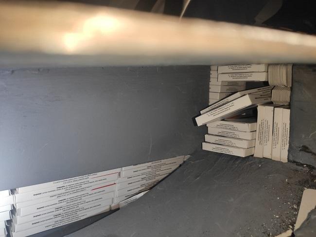 На таможне пресекли попытку контрабанды анаболиков более чем на 1,5 млн леев (ФОТО, ВИДЕО)