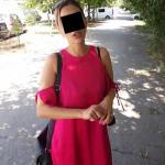 В столице по горячим следам поймали карманницу, орудовавшую на рынке (ВИДЕО)