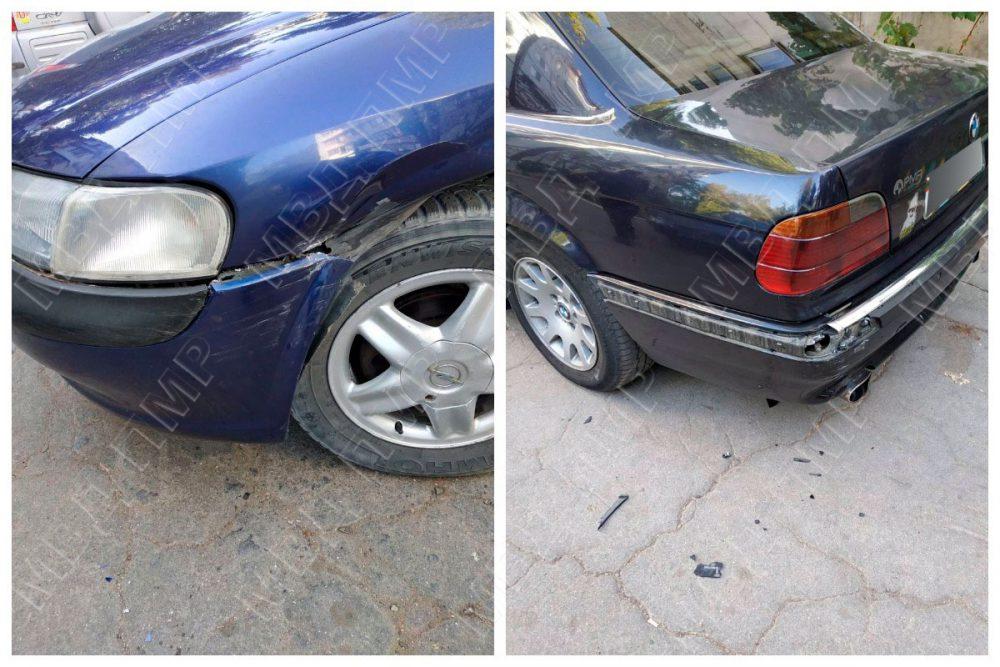 Наказание грозит невнимательному водителю, задевшему припаркованное авто