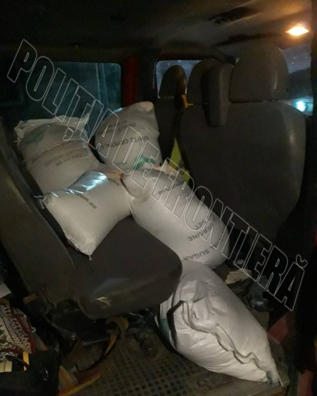 Алкоголь и полтонны сахара без документов перевозил в своём авто бендерчанин