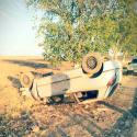 Автомобиль опрокинулся: тираспольчанин погиб в жутком ДТП на трассе