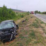 Смертельная авария в Чимишлии: водитель легковушки погиб в результате лобового столкновения с грузовиком