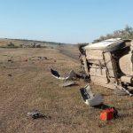 Смертельное ДТП: машина вылетела с дороги, водитель погиб (ФОТО)