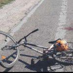 Подросток на велосипеде угодил под колёса машины в Глодянах