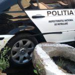 В Резине полицейская машина попала в ДТП