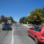 Машина сбила школьника на пешеходном переходе в Яловенах
