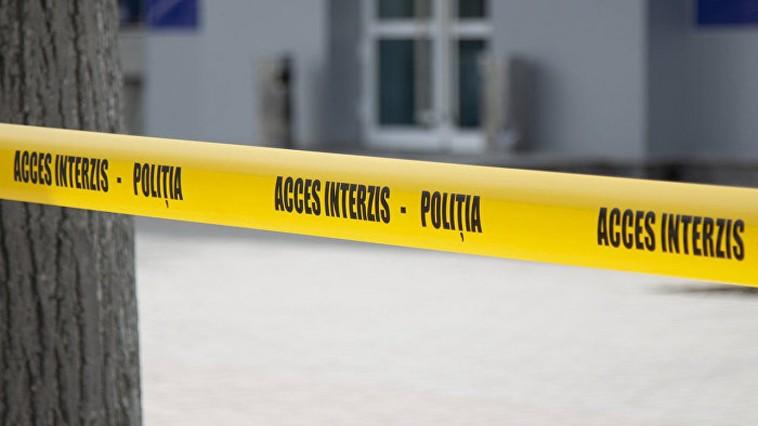 Инцидент в Страшенах: парень пытался разнять участников конфликта и получил удар ножом в спину
