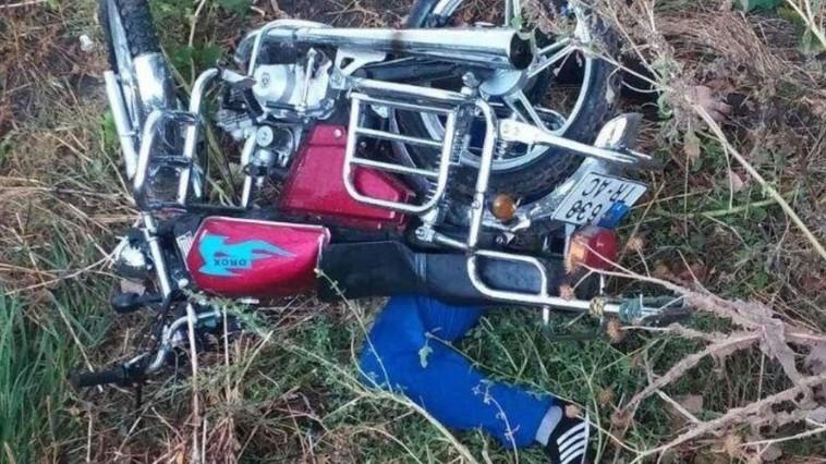 Упал с моста: в Тараклии разбился мотоциклист