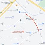 Очередной участок Албишоары перекрыт: как ходит общественный транспорт