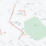 Вниманию водителей: на некоторых улицах Буюкан на неделю перекроют движение