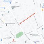 Движение на одной из улиц столицы будет перекрыто до 9 ноября