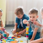 В столичные детские сады уже принимают детей в возрасте от 4 до 6,5 лет