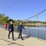 """Генпримар рассказал, какие работы ведутся в парке """"La izvor"""" (ФОТО, ВИДЕО)"""