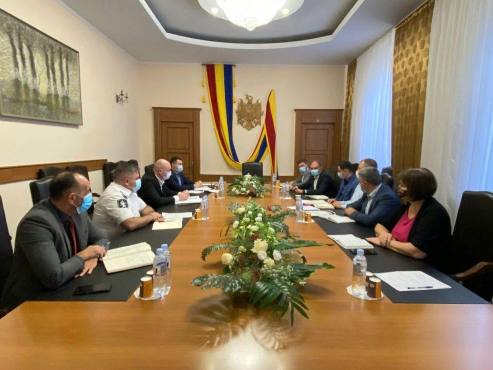 Чебан: Мы создадим единый механизм для искоренения незаконного строительства в Кишинёве