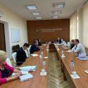 Чебан обсудил на встрече в Министерстве финансов вопрос управления отходами в столице