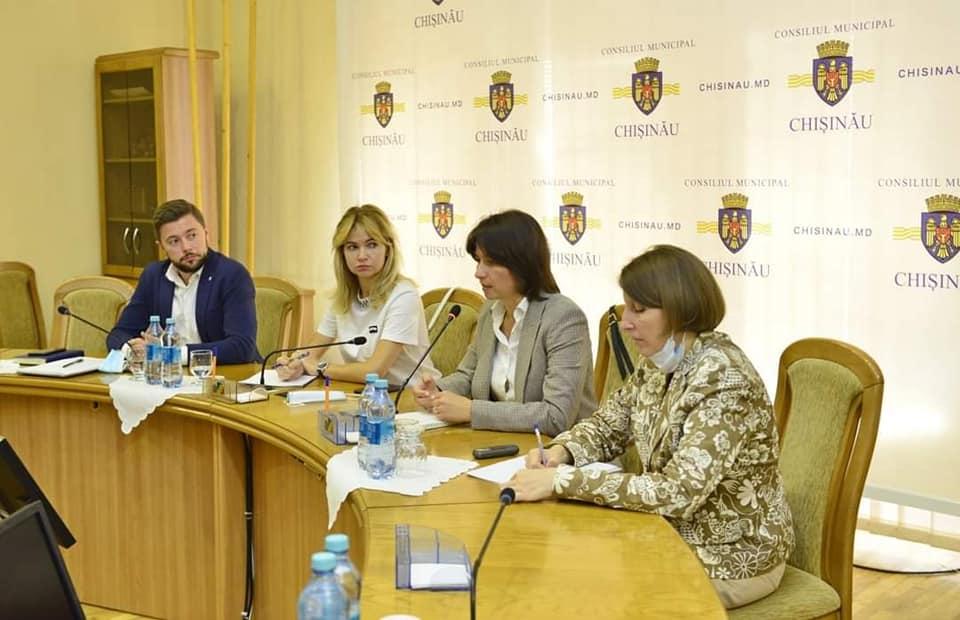 Примария Кишинева и российские специалисты ведут активную работу над планом благоустройства и генпланом столицы
