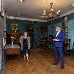 Ион Чебан посетил дом-музей Пушкина: Этот уникальный комплекс должен быть сохранён